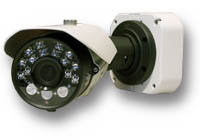 megapixel ip camera with junction box